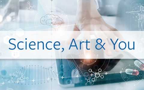 Science, Art and You